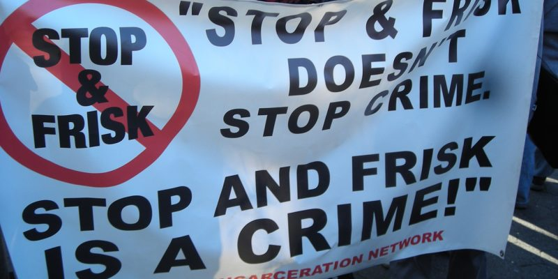 """Stop And Frisk"" Is Not The Answer To New Orleans's Crime Problem"