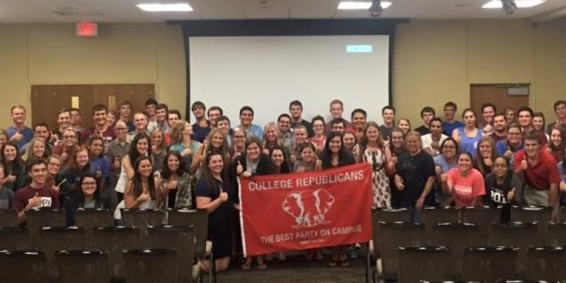 Brazos GOP Votes No Confidence in Texas A&M College Republicans