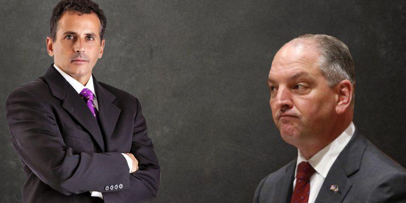 The John Bel Edwards-Damon Baldone Public Service Commission Fiasco
