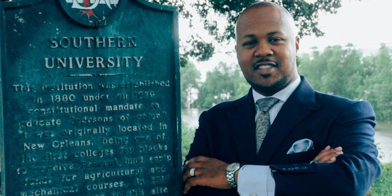 Southern Just Fired Brandon Dumas, Their Sex-Taping Vice Chancellor