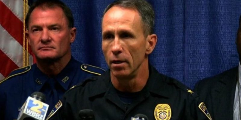 UPDATED: Carl Dabadie Quits As BRPD Chief