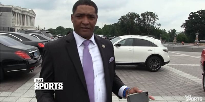 "VIDEO: Cedric Richmond Says It's ""Unfair"" That Colin Kaepernick Is Out Of Work"