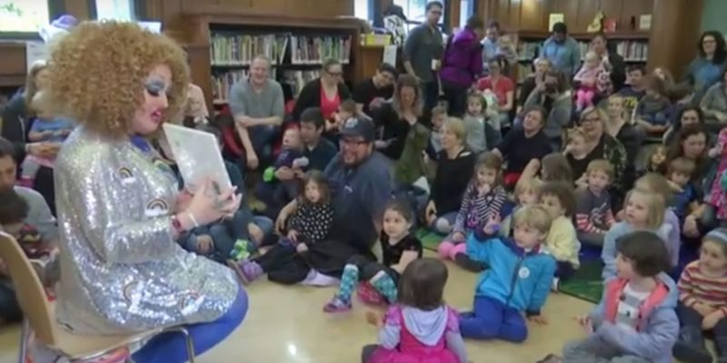 Should Lafayette Parish Public Libraries Have 'Drag Queen Story Time?'