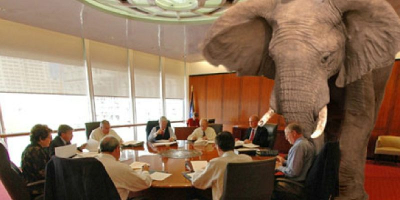 BATISTE: Mitch And The Media Ignore The Elephant In The Room