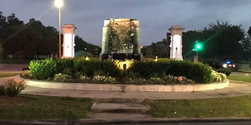 BATISTE: City Park Taking Possession Of Monument It Claimed Not To Own