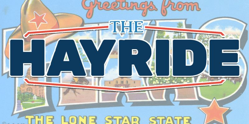 Real Conservatism, Real News. Introducing Hayride Texas.