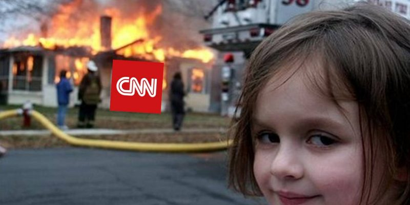 The Internet Is Still Kicking CNN In The Teeth Over Its Blackmail