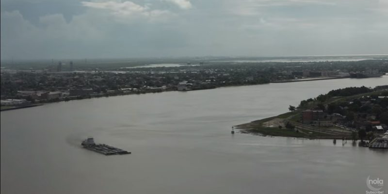 VIDEO: NOLA.com's Time-Lapse Shots Of The Mississippi River Are Worth A Watch