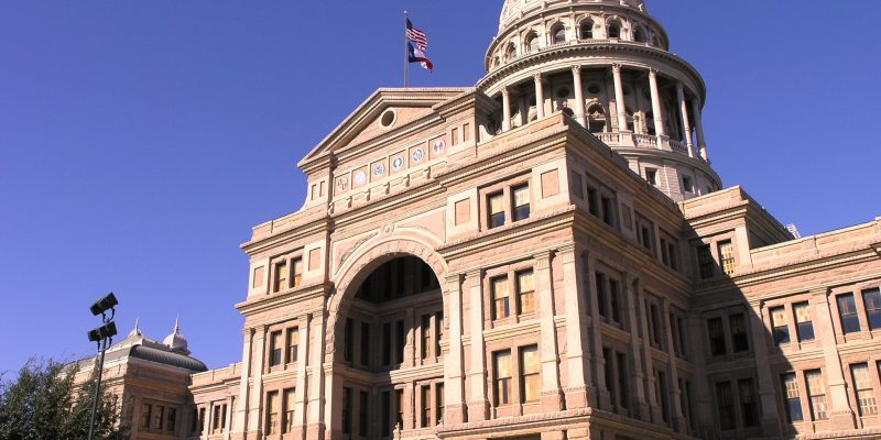 Looks Like There Are Some Sexual Harassment Claims Spreading At The Texas Capitol