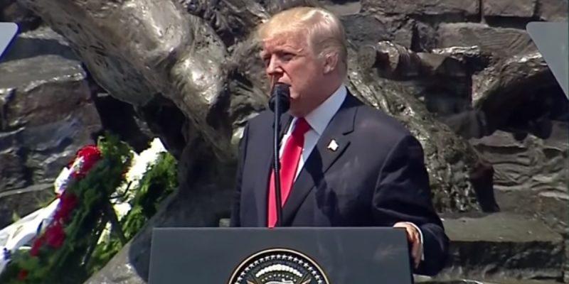 VIDEO: Trump's Full Speech Yesterday In Poland