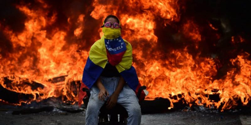 Venezuela Is Now A Full-Fledged Communist Dictatorship; What Should We Do About It?
