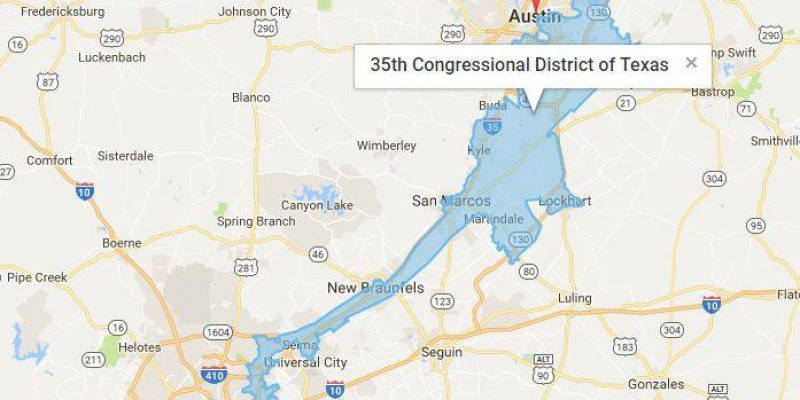 Federal Judges Invalidates Two Texas Congressional Districts