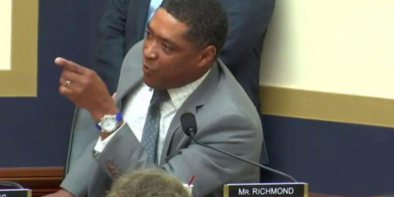 FAGAN: For Cedric Richmond Everyone's A Racist
