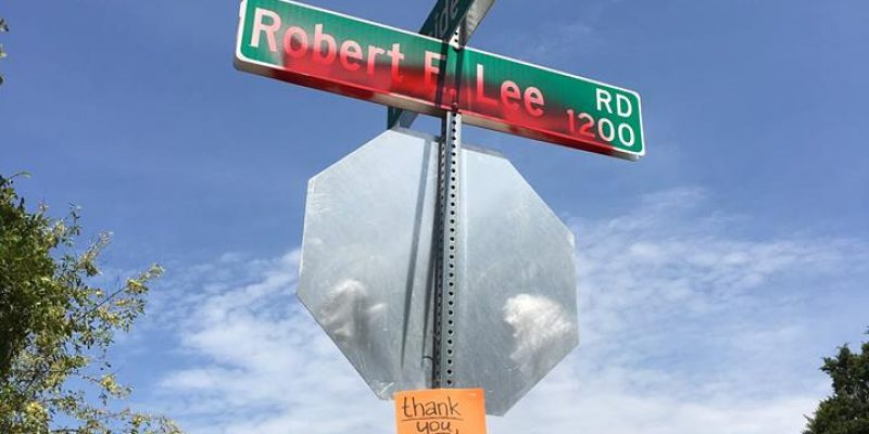 Austin City Council Seeks To Rename Robert E. Lee Road