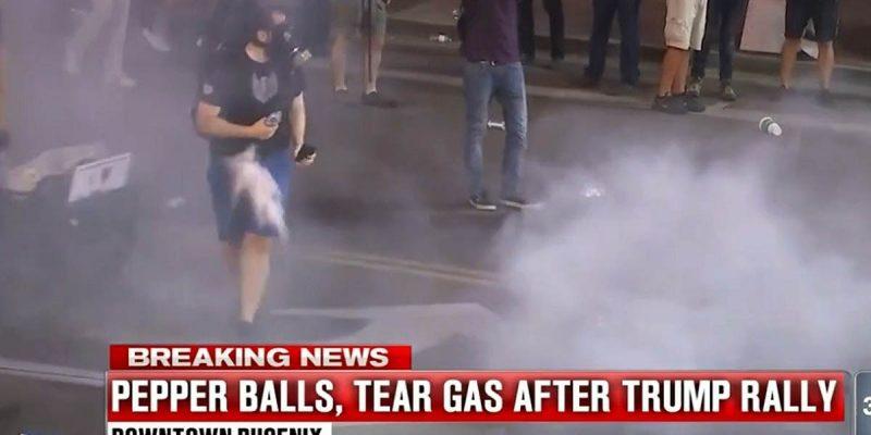 BATISTE: The Left's Media-Fueled New Civil War