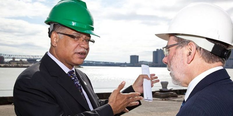 Cedric Grant Just Retired From the New Orleans Sewerage And Water Board