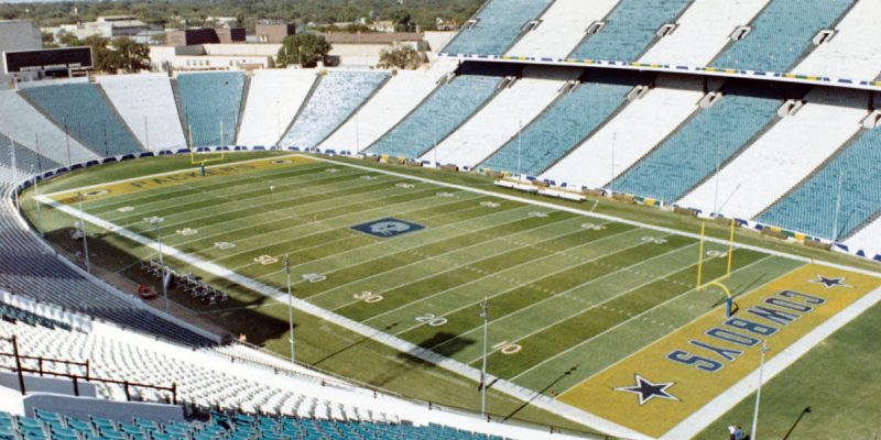 Now There Are Three More Possibilities Being Discussed For The LSU-BYU Game Venue