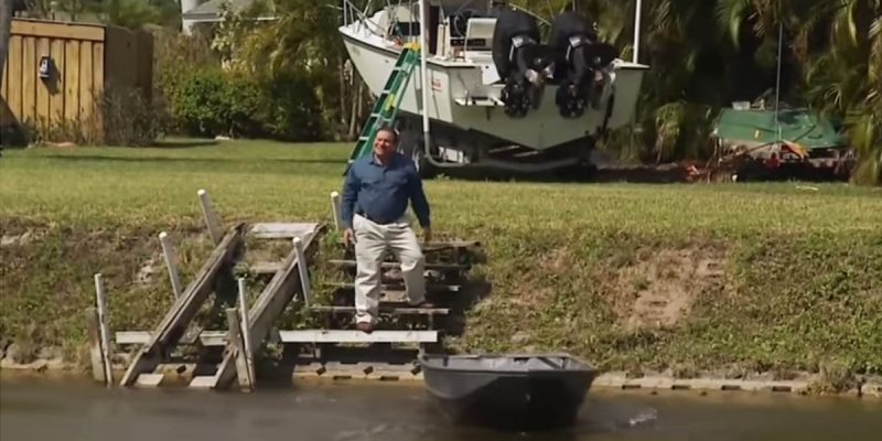 VIDEO: The Coonass Flex Seal Commercial, Cajun Navy Version