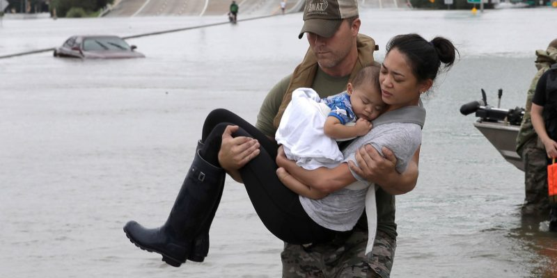 FAGAN: Making Sense Of Hurricane Katrina, And Hurricane Harvey