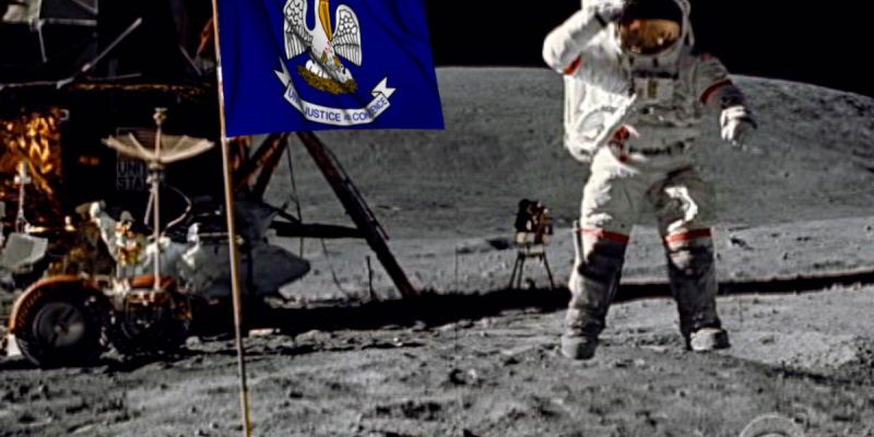 "APPEL: Where Is Louisiana's ""Go To The Moon"" Challenge?"