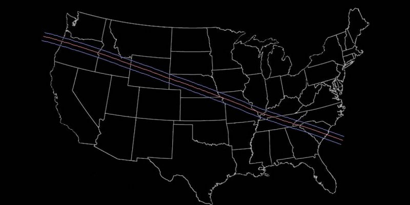 VIDEO: Today America Is Getting A Solar Eclipse, And This Is What It'll Look Like