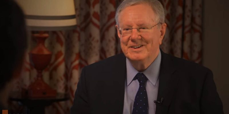 VIDEO: Steve Forbes Sits Down With Reason.tv, And It's Fascinating