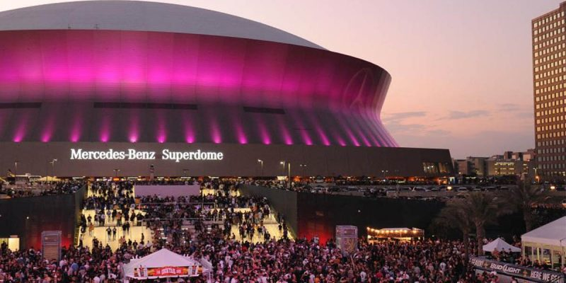 It's Likely The LSU-BYU Game Will Be Played In The Superdome, But Here Are The Five Options…