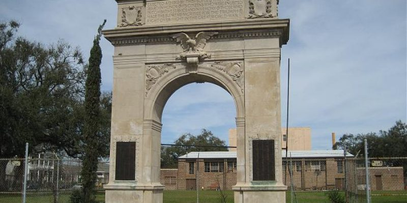 Orleans Parish School Board Caves To Take 'Em Down NOLA And Won't Restore A World War I Monument