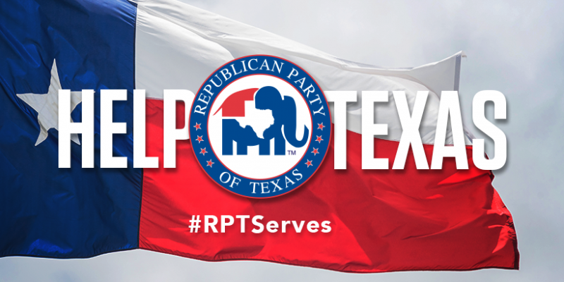 Republican Party of Texas Invites Deaf Texans To Get Involved