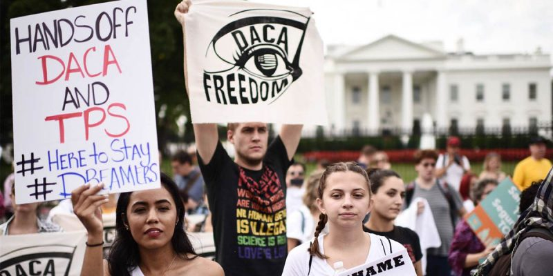 Ask The Left What They're Willing To Trade For The Preservation Of DACA