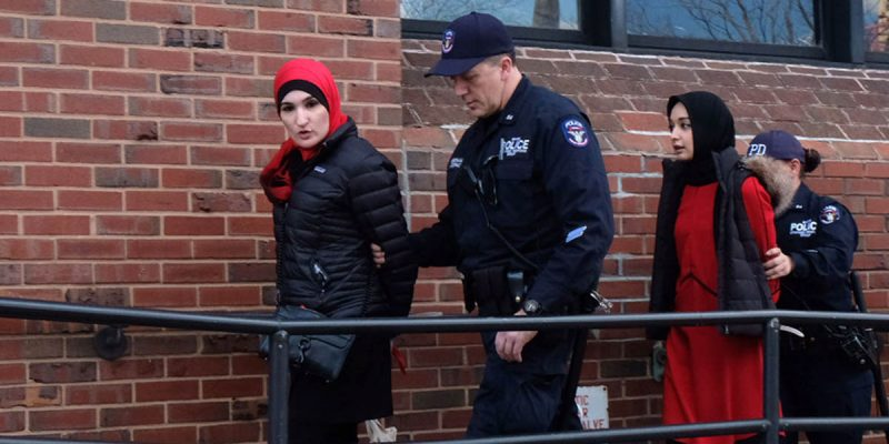 AWFUL: Sharia Advocate Linda Sarsour Is Pushing A Harvey Charity Scam
