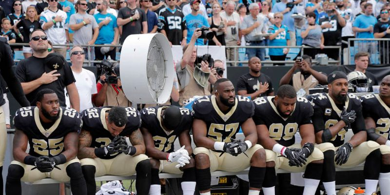 The Remington Research Poll On The NFL Controversy Has Some Staggering Numbers