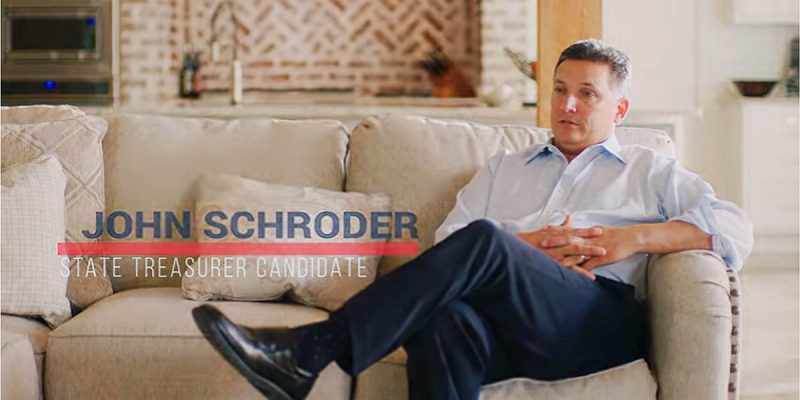 Obviously, We At The Hayride Endorse John Schroder For Treasurer