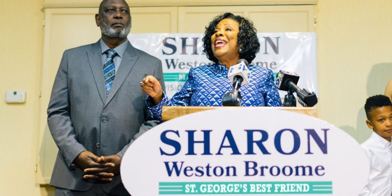The Business Report Has Gone From Endorsing Broome To Blaming Her For St. George…