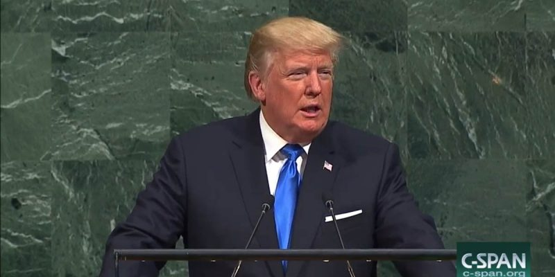 VIDEO: Trump's UN Speech Was Amazing