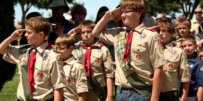 CROUERE: The Boy Scouts' Oath To Political Correctness