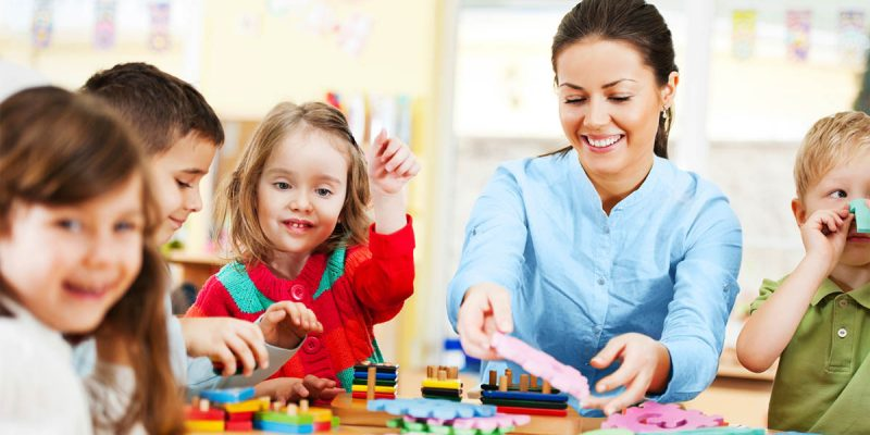 NIELAND: The Business Case For High-Quality Childcare