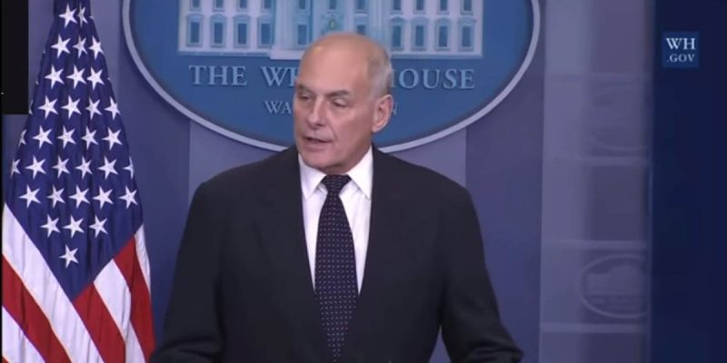 John Kelly Was One Heck Of A Good Hire As Trump's Chief Of Staff
