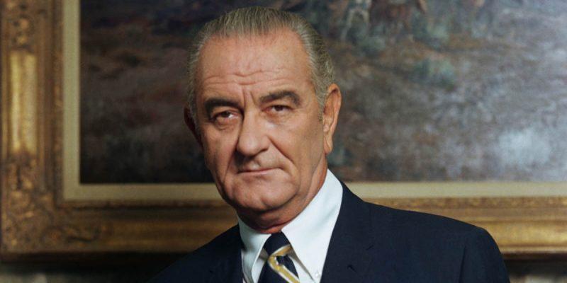 From The JFK Assassination Files: Was Lyndon Johnson A Klansman?