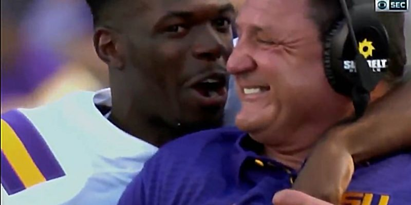 So What Sort Of Finish To LSU Football Would Satisfy You?