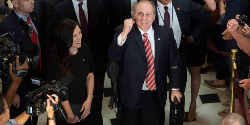 BAYHAM: Steve Scalise, Our Man Of The Year
