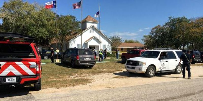Here's What We Know About The Sutherland Springs Church Shooting