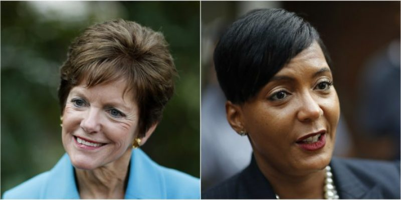 The Democrats' True Selves Are About To Come Out In The Atlanta Mayor's Race