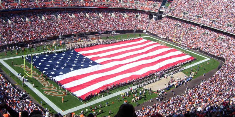 Should NFL Players Who Don't Acknowledge the National Anthem Be Shot?
