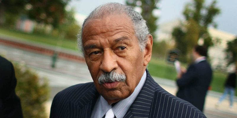 How John Conyers Used Your Taxpayer Money To Cover Up His Sex Romps