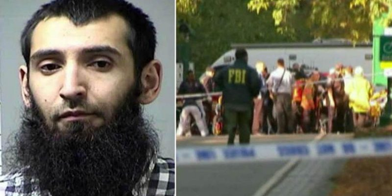 BLANKLEY: NYC Terrorist Sayfullo Saipov Was Just A Family Guy Who Committed Workplace Violence