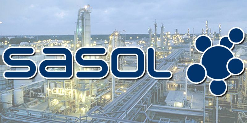 Sasol Dumps Its Plan For The Gas-To-Liquids Plant In Lake Charles