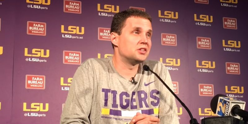 VIDEO: Will Wade Lays Into His Team Following Tuesday's Exhibition Loss To Tulane