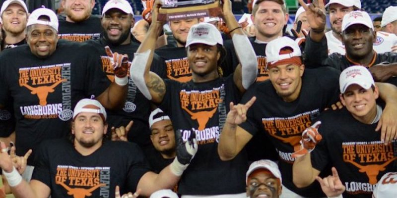 Fitting End of Year for Houston: Texans Deliver First Winning Season in Four Years at Texas Bowl [videos]