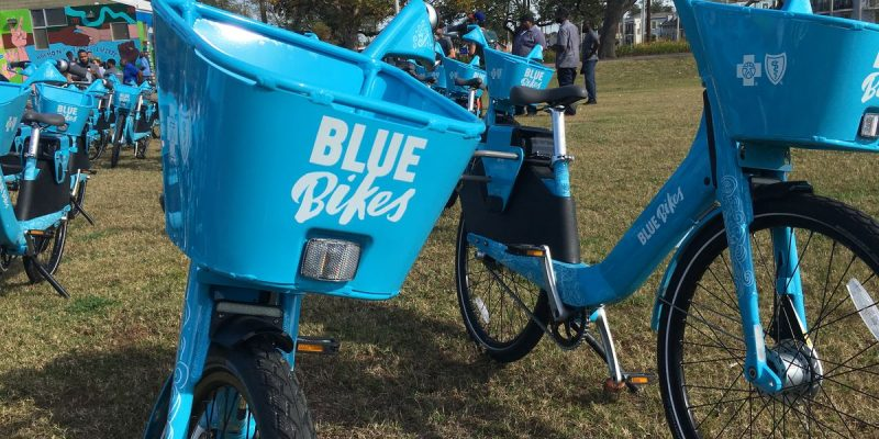 New Orleans Debuts Trendy Bike Share Boondoggle